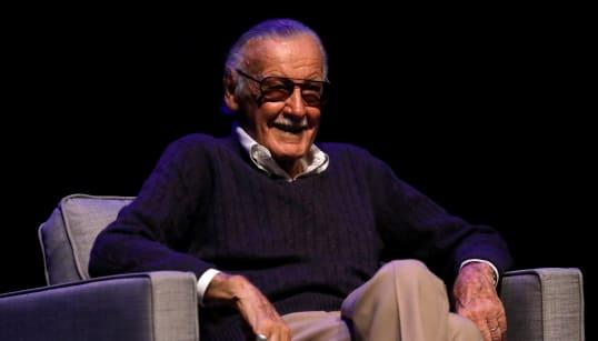 Muere el productor y dibujante de cómics Stan Lee a los 95
