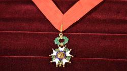 124 victimes du terrorisme reçoivent une médaille de