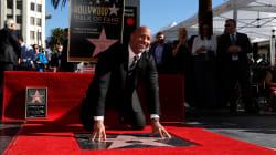 Un nouvel acteur a désormais son étoile sur le Walk of Fame à