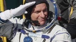 David Saint-Jacques rejoint la Station spatiale