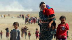 Ad Afrin incombe l'ombra di un nuovo massacro yazida sotto i raid