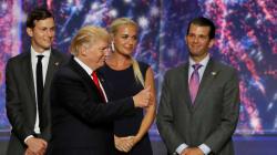 Lettera con polvere bianca a casa di Donald Trump jr: ricoverata Vanessa, la nuora del