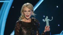 Nicole Kidman rend hommage aux actrices de plus de 40