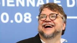 Guillermo del Toro estalla de emoción y agradece a la