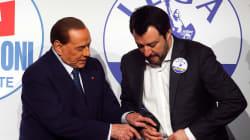 La salvinizzazione di Forza Italia è