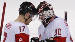 Bon départ pour le Canada au tournoi de hockey