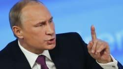 Putin atribuye el derribo del avión ruso en Siria a
