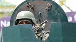 Suicide Attack On BSF Camp Near Srinagar International Airport Leave 2 Suspected Militants And 1 BSF Jawan