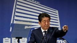 安倍首相、希望の党との連携に意欲 憲法改正(衆院選2017)