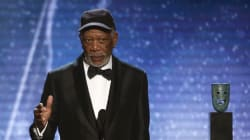 Morgan Freeman sera la voix des transports en commun