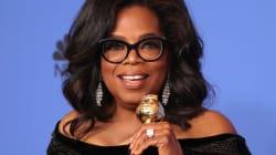 Y si Oprah Winfrey se postulara para presidenta de EU en 2020... Se rumora que podría
