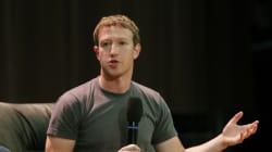La nuova ammissione di Zuckerberg:
