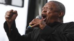 L'auteur de l'hymne pour la libération de Mandela est
