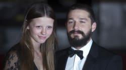 Shia LaBeouf et sa femme divorcent après 2 ans de