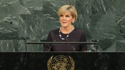 Julie Bishop Uses UN Speech To Warn World About North
