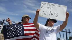 Más de 200 niños separados en la frontera de EEUU no podrán reunirse con sus