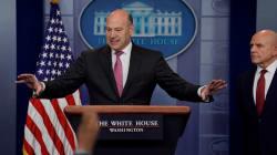 Le principal conseiller économique de Trump