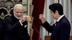 Congress Wonders Why Japan PM Shinzo Abe Is Being Hosted In Gujarat And Not