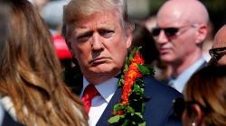 Donald Trump entreprend un voyage de 12 jours en