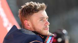 Ce skieur américain olympique embrasse finalement son amoureux à la