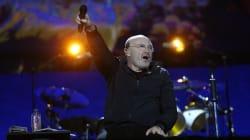 Phil Collins au Centre Bell cet