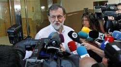 Rajoy llega 50 minutos tarde a su primer día de trabajo como