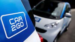 Estas son las novedades de Car2Go: sube el precio, aumenta su flota y se