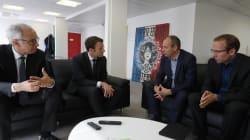 Trois cerveaux du programme de Macron le mettent en garde contre sa politique trop à