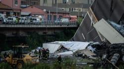 Quatre Français parmi les victimes de l'effondrement du pont à