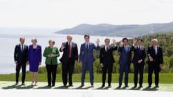 Au G7, plus facile d'apercevoir un ours que Donald Trump ou Angela