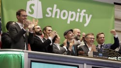 Canada's Tech Darling Shopify Accused Of Being 'Get-Rich-Quick'