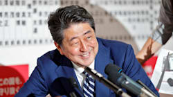 Amid North Korea Threat, Japan Re-Elects Pro-Military Abe's
