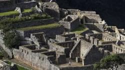 Trois touristes expulsés du Machu Picchu pour avoir montré leurs