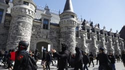 Les militants se préparent à manifester toute la journée à Québec contre le Sommet du