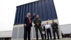 Donald Trump tiene prisa por la construcción del muro
