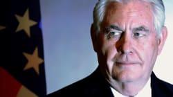 Trump annonce sur Twitter que le Secrétaire d'État Tillerson est remplacé par le directeur de la CIA Mike