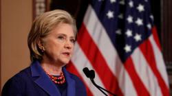 Hillary Clinton voit un «danger diplomatique» dans les discussions avec