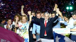 Piñera gana la presidencia de