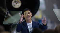 Un milliardaire japonais et des artistes feront le tour de la Lune en