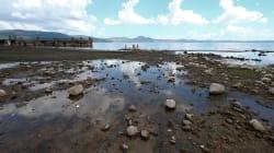 Povero lago di Bracciano, invece dell'acqua aumenta