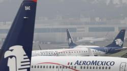 Podrás hacer 'check in' y consultar tu vuelo con Aeroméxico a través de