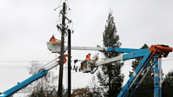 Ontario's Hydro One Is Sending Help To Fire-Ravaged