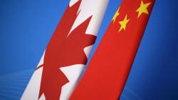 La Canadienne détenue en Chine a été libérée et est rentrée au