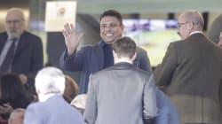 El aspecto de un Ronaldo irreconocible maravilla en Twitter: