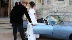 Royal Wedding: Meghan Markle Reveals Stunning Evening