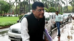 Piyush Goyal Faces Protests By Railway Employees In Lucknow Over