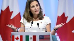 ALÉNA: vers une troisième session de négociations