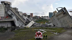 📹 VIDEO: Colapsa puente en Génova, Italia; temen decenas de