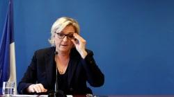 Marine Le Pen persona non grata à la cérémonie à la Madeleine pour Johnny