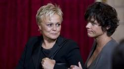 Muriel Robin dévoile les insultes homophobes qu'elle et sa compagne Anne Le Nen
